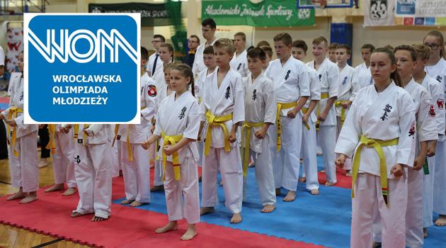 12 Edycja Wrocławskiej Olimpiady Młodzieży – KOMUNIKAT