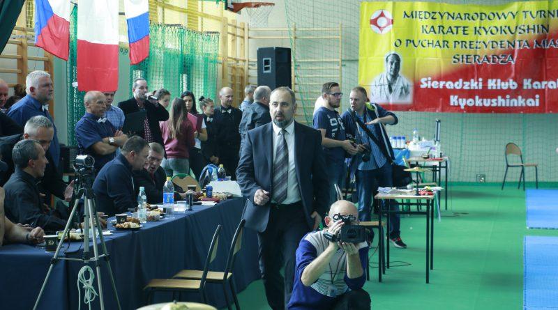 Międzynarodowy Puchar Prezydenta Sieradza – KOMUNIKAT 05.10.2019