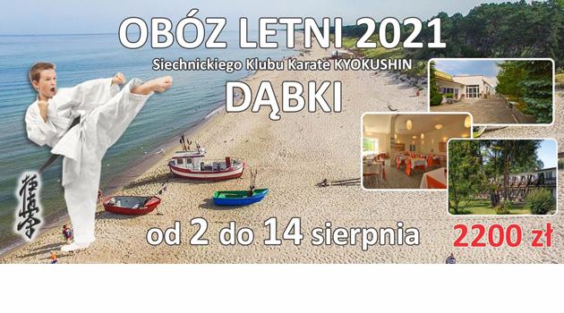 OBÓZ LETNI 2021